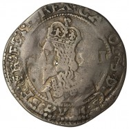 Charles I Silver Shilling...