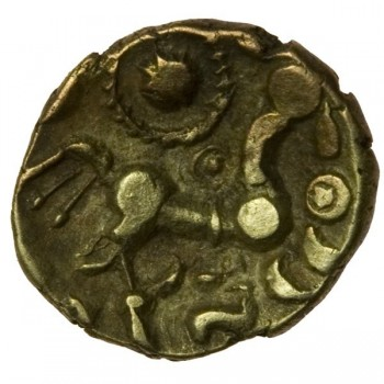 Dobunni 'Corio' Gold Quarter Stater