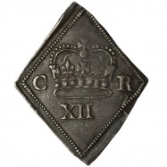 Charles I Newark Silver...