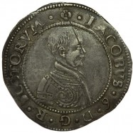 James VI Silver Ten Shillings - Scotland