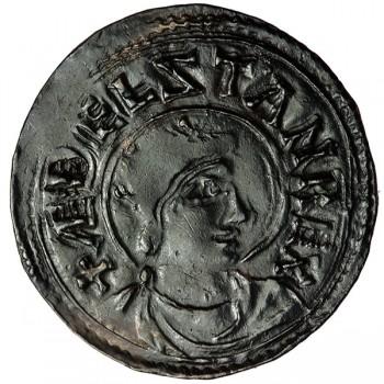 Aethelstan 'Crowned Bust' Silver Penny