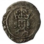 Henry VII Silver Halfpenny