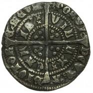 Henry VI Silver Half Groat