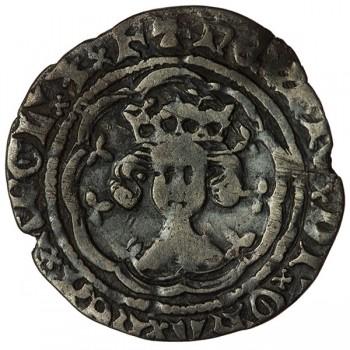Henry IV Silver Halfgroat