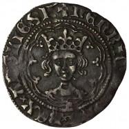 Henry V/VI Silver Halfgroat...
