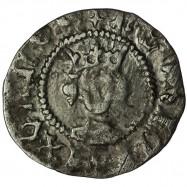 Henry VI Silver Halfpenny...
