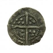 Henry VI Silver Halfpenny Cross-pellet