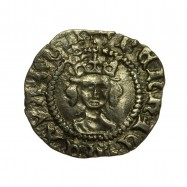 Henry VI Silver Halfpenny Pinecome-mascle