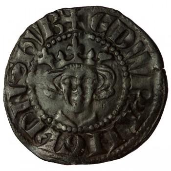 Edward I Silver Penny 3g Canterbury