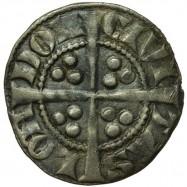 Edward I Silver Penny 3d