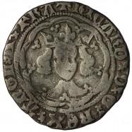 Richard II Silver Halfgroat...