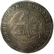 Edward VI Silver Crown