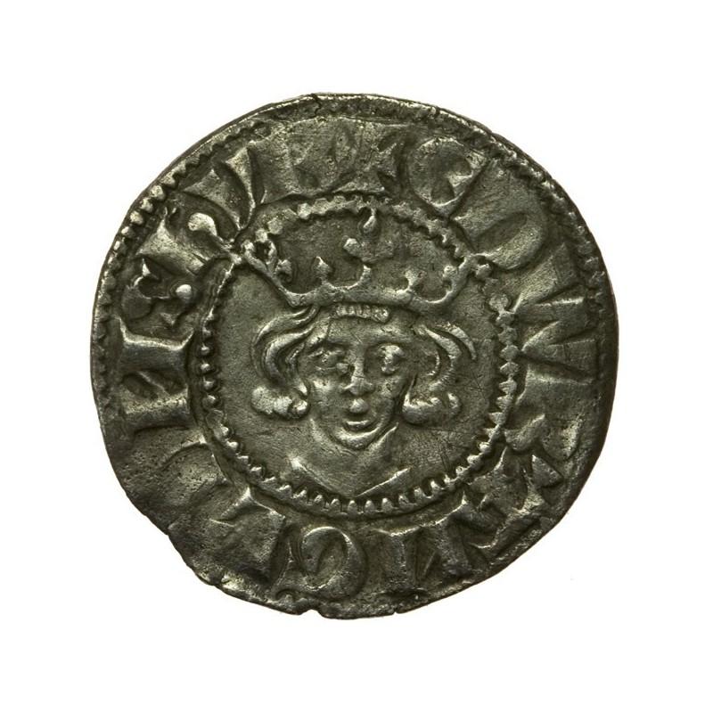 Edward I Silver Penny 2b Durham