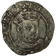 Henry VIII Silver Groat York
