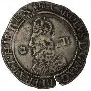Charles I Silver Groat...