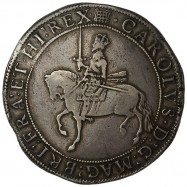 Charles I Silver Crown