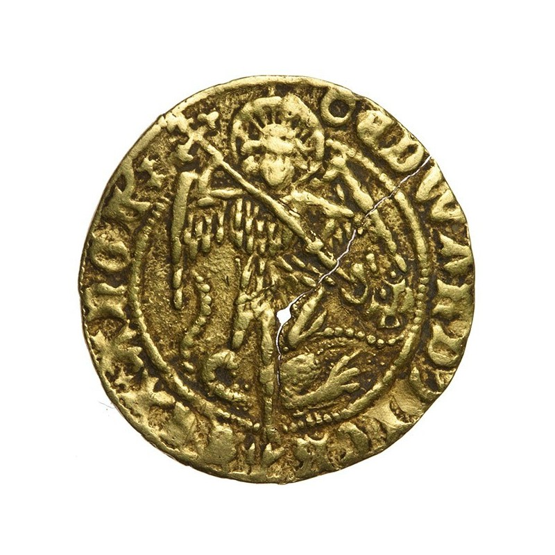 Edward IV Gold Half Angel