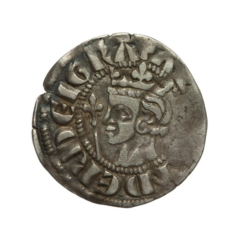 Alexander III Silver Penny - Scottish