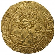Henry VIII Gold Angel