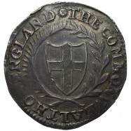 Commonwealth 1652 Silver Shilling