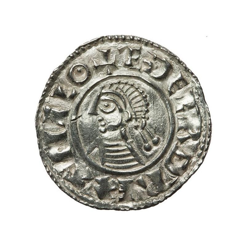Aethelered II 'Last Small Cross' Silver Penny