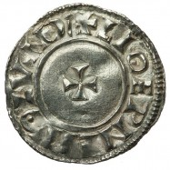 Aethelered II 'Last Small Cross' Silver Penny