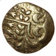 Belgae 'Chute' Gold Stater