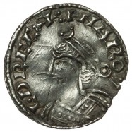 Harold I 'Jewel Cross' Silver Penny 1