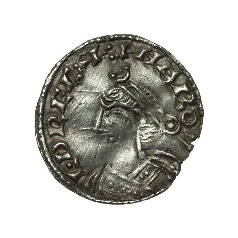 Harold I 'Jewel Cross' Silver Penny 1