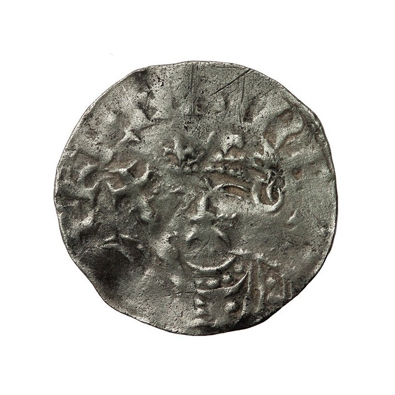 Henry II Tealby Silver Penny Class E