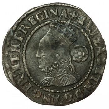 Elizabeth I Silver Threepence 1578