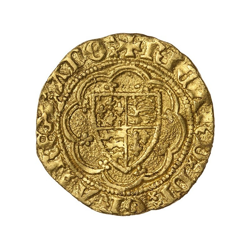 Richard II Gold Quarter Noble