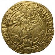 Henry VIII Gold Angel