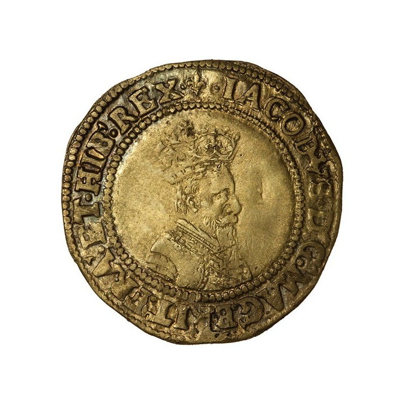 James I Gold Britain Crown