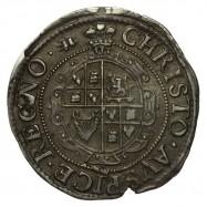 Charles I Silver Groat Aberystwyth