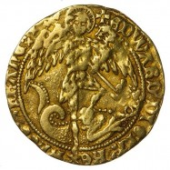Edward IV Gold Angel