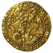 Edward IV Gold Angel