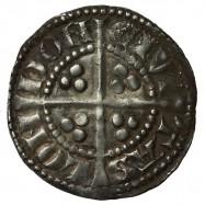 Edward I Silver Penny 1d