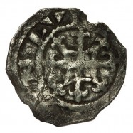 Henry I 'Quadrilateral' Silver Penny